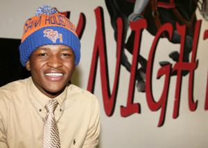 Stokes signs with Sam Houston