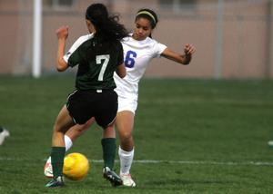 Girls Soccer: Cove v. Ellison
