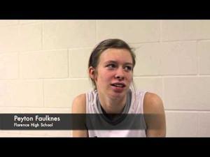 Ingram vs Florence   Girls Basketball