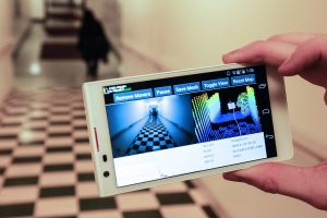 3-D smartphone mapping software