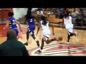 Lake Dallas God's Academy vs. Harker Heights Girls Basketball