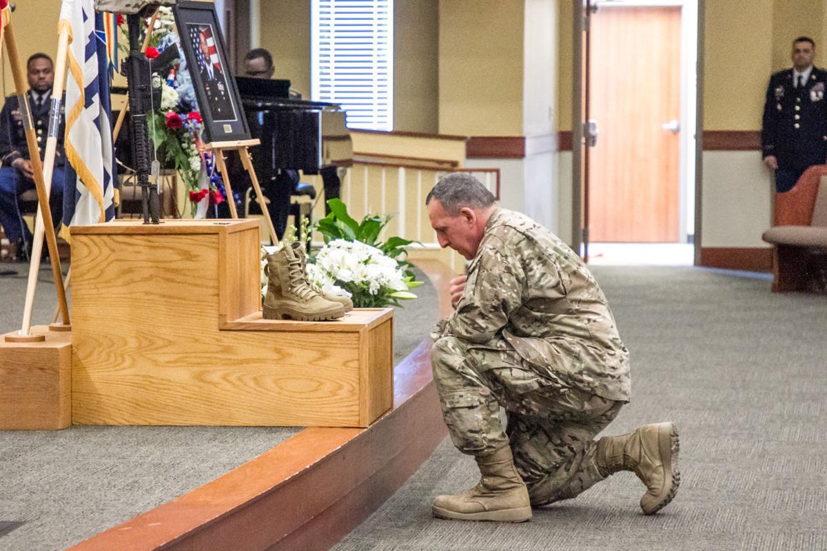 Andre Nance Memorial Ceremony