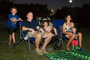 'The Little Rascals' draws crowd to first Film and Food Friday