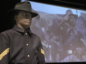 Squadron shares story of all-black Army units