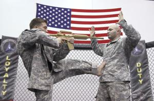 Fort Hood Combatives
