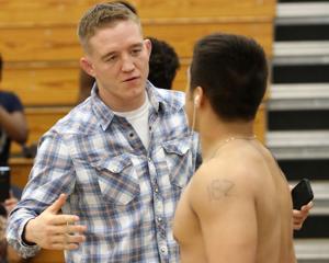 District 8-5A Wrestling Showdown