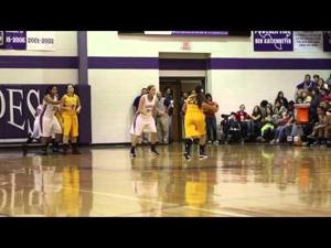Girls Baskeball Florence vs Thorndale