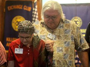 Killeen Exchange Club: 'A Faith Message'