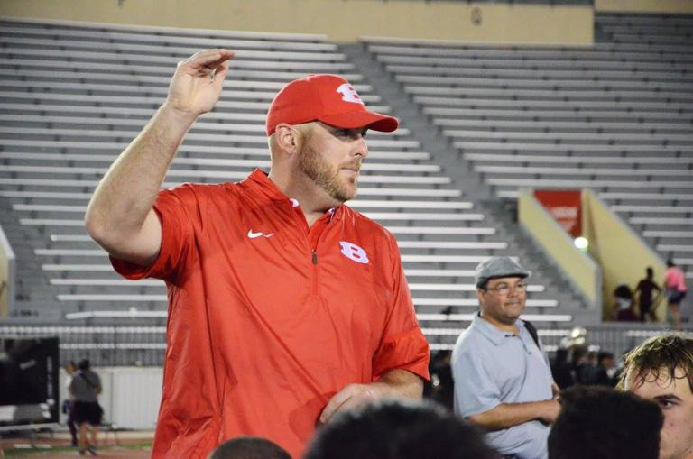 Belton fills AD, head football coach vacancies from within