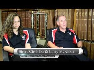 Sierra Ciesiolka & Garry McNiesh Interview