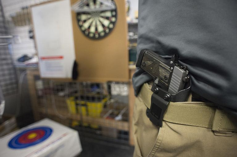Carrying on campus: Colleges, universities navigate new concealed handgun law, policies