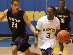 Bulldawgs' pressure overwhelms St. Stephen's