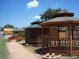 Gazebos And Screened Gazebos