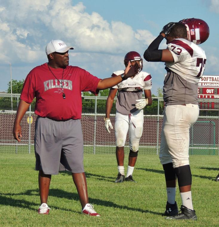 Killeen High School Spring Football 2015