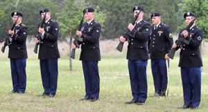 Honor Guard Soldiers for Funerals