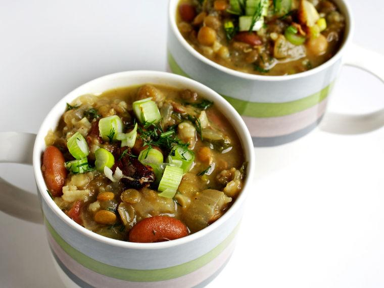 Healthy food: Beggar's Soup
