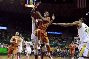 Texas at Baylor Basketball