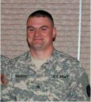 Sgt. Gene Robert Brandes Jr.