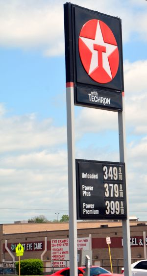 <p>Gasoline prices across Texas have steadily climbed during the past two months.</p>
