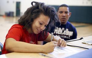 College Signing | Video