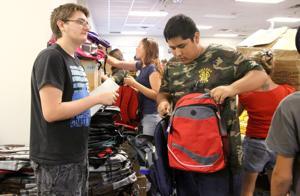 Operation Homefront backpack