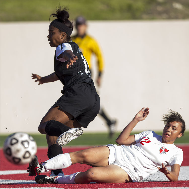 Belton vs. Mansfield Timberview Girls Soccer