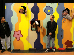 CCHS students revive comedy variety show