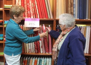 Killeen quilting shop closing in December; owners retiring