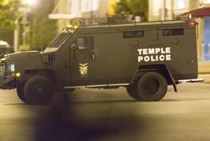 Officials: Temple church standoff suspect had been evicted
