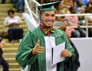 Ellison HS graduation 2014