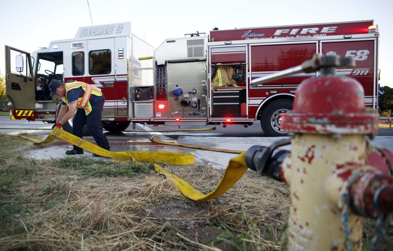Harker Heights brush fire not a threat to neighboring homes