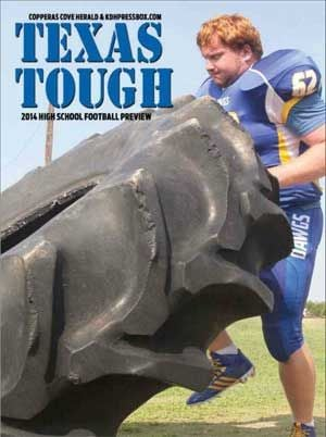 The Texas Tough High School Football special section brought to you by the sports department of the Killeen Daily Herald.