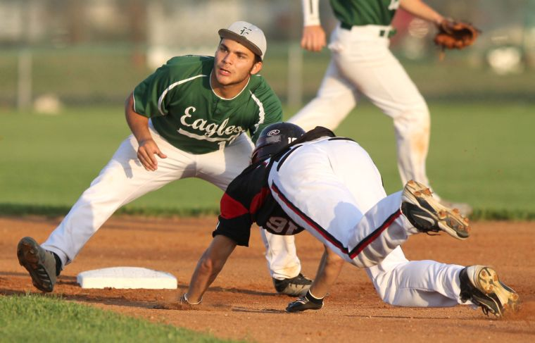 Ellison vs Harker Heights Baseball