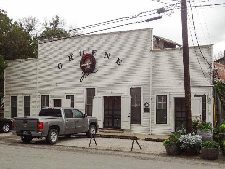 Historic Gruene Hall