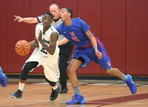 Boys Basketball: Ellison v. Waco Midway