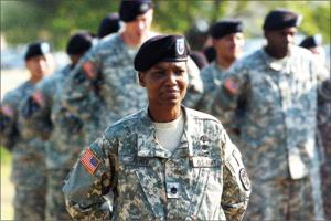 A salute to women serving in uniform