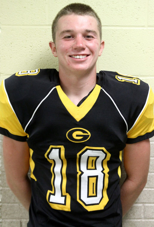 Gatesville Football - Collin Hallgarth