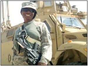 Soldier observes changes in Iraq