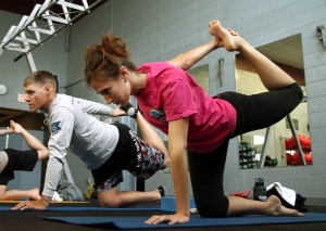 Free Yoga Class on Fort Hood