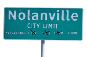 Nolanville seeks legal advice on population count