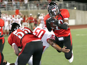 Belton top Heights for first win of 2010