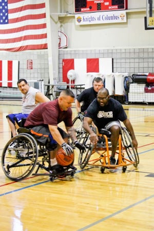 Wheelchair BB