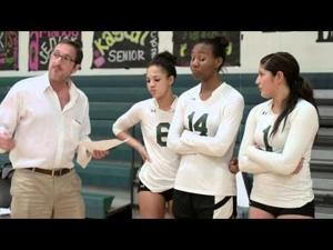 Ellison Volleyball Interviews
