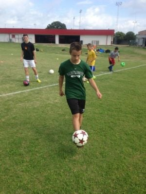 Belton youth soccer camp