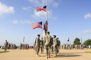 85th Civil Affairs Brigade Change of Command