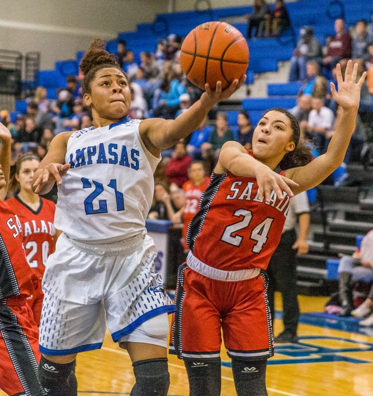 19-4A BASKETBALL: Kelarek, Salado girls outlast Lampasas in 2OT
