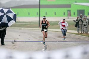 Army Marathon - Men's Winner