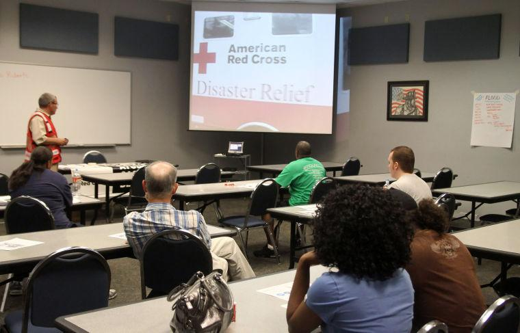 Red Cross Disaster Relief Training