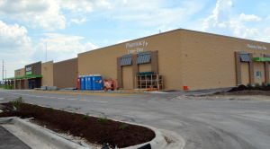 New Heights Wal-Mart to open in October