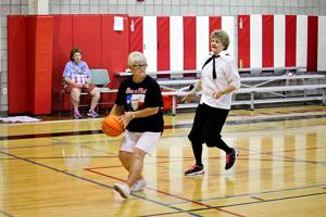 Granny Basketball